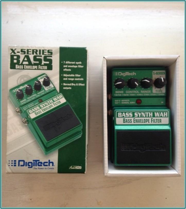 Digitech Envelope Filter Bass