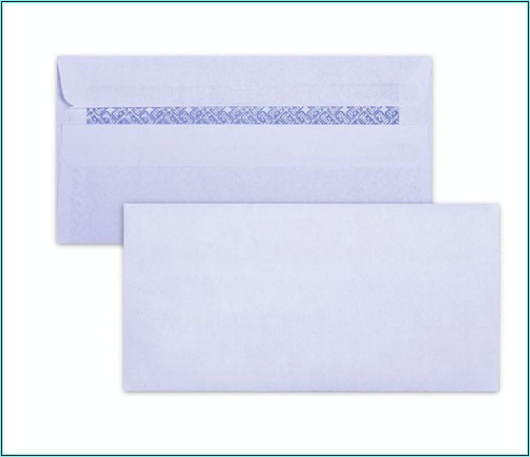 Envelopes Self Seal Dl 500