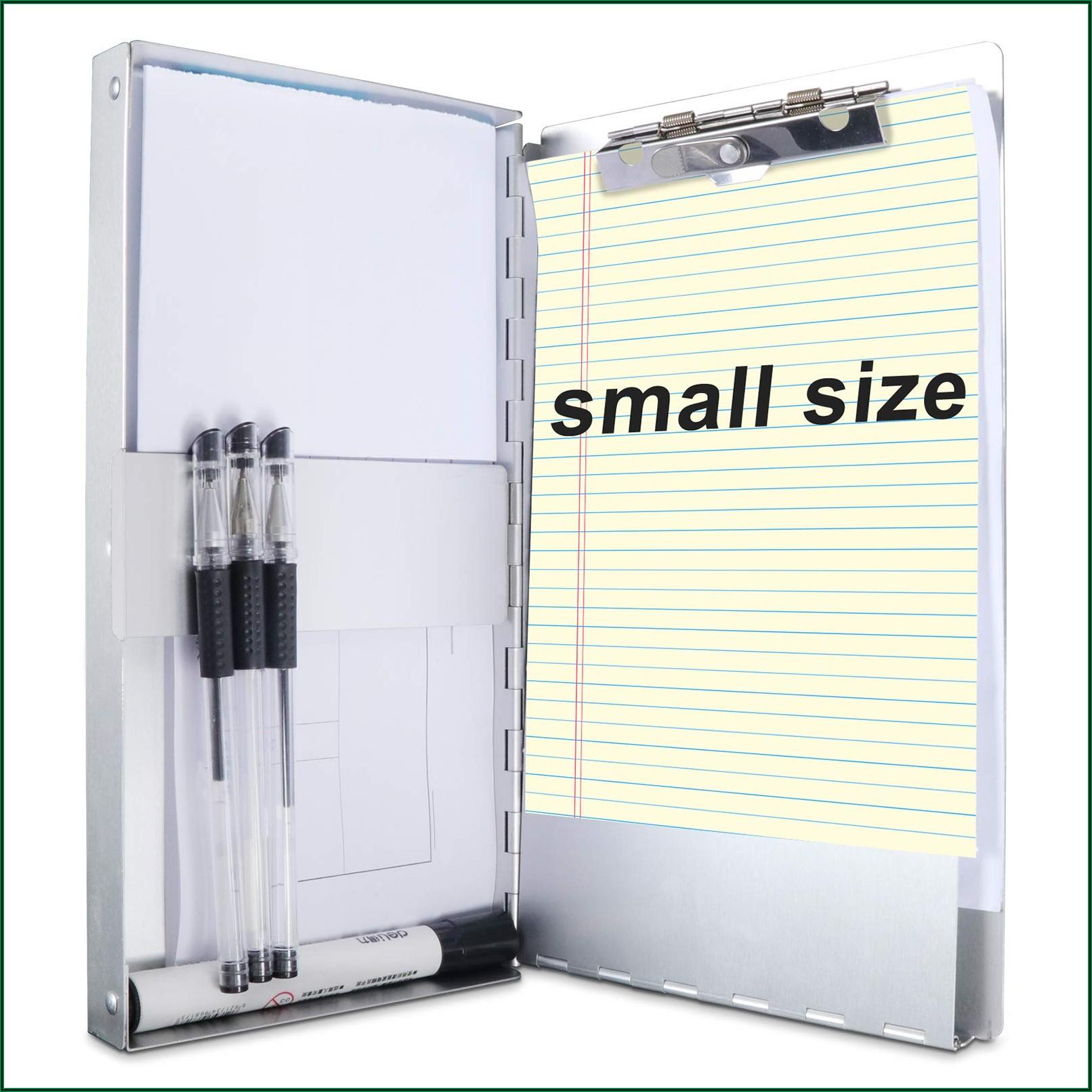 Form Holder Storage Clipboard