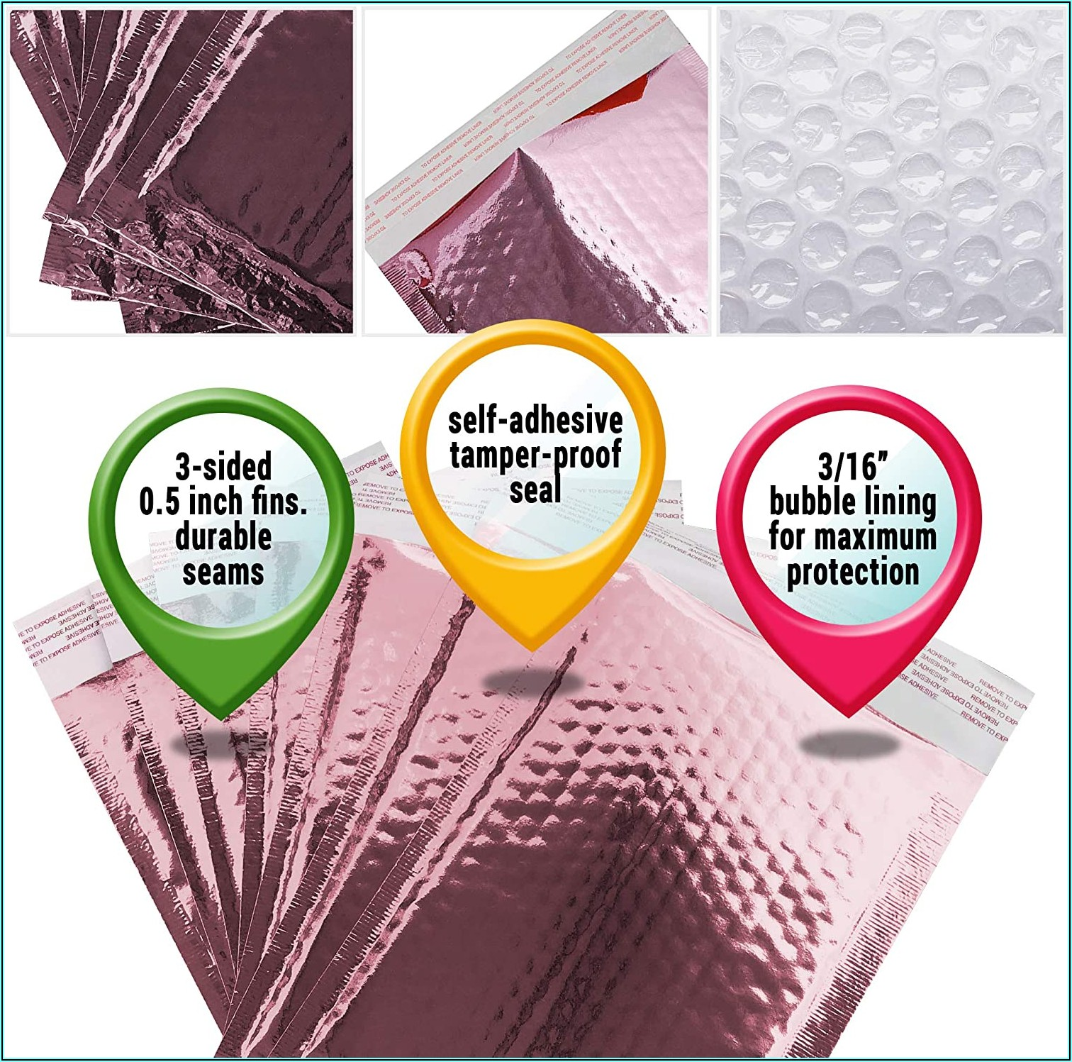 Glitter Lined Envelopes Wholesale