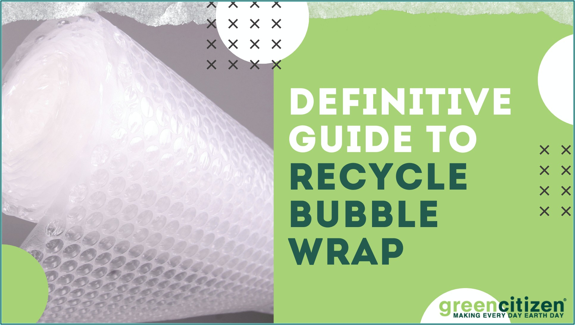 How To Recycle Bubble Wrap Envelopes