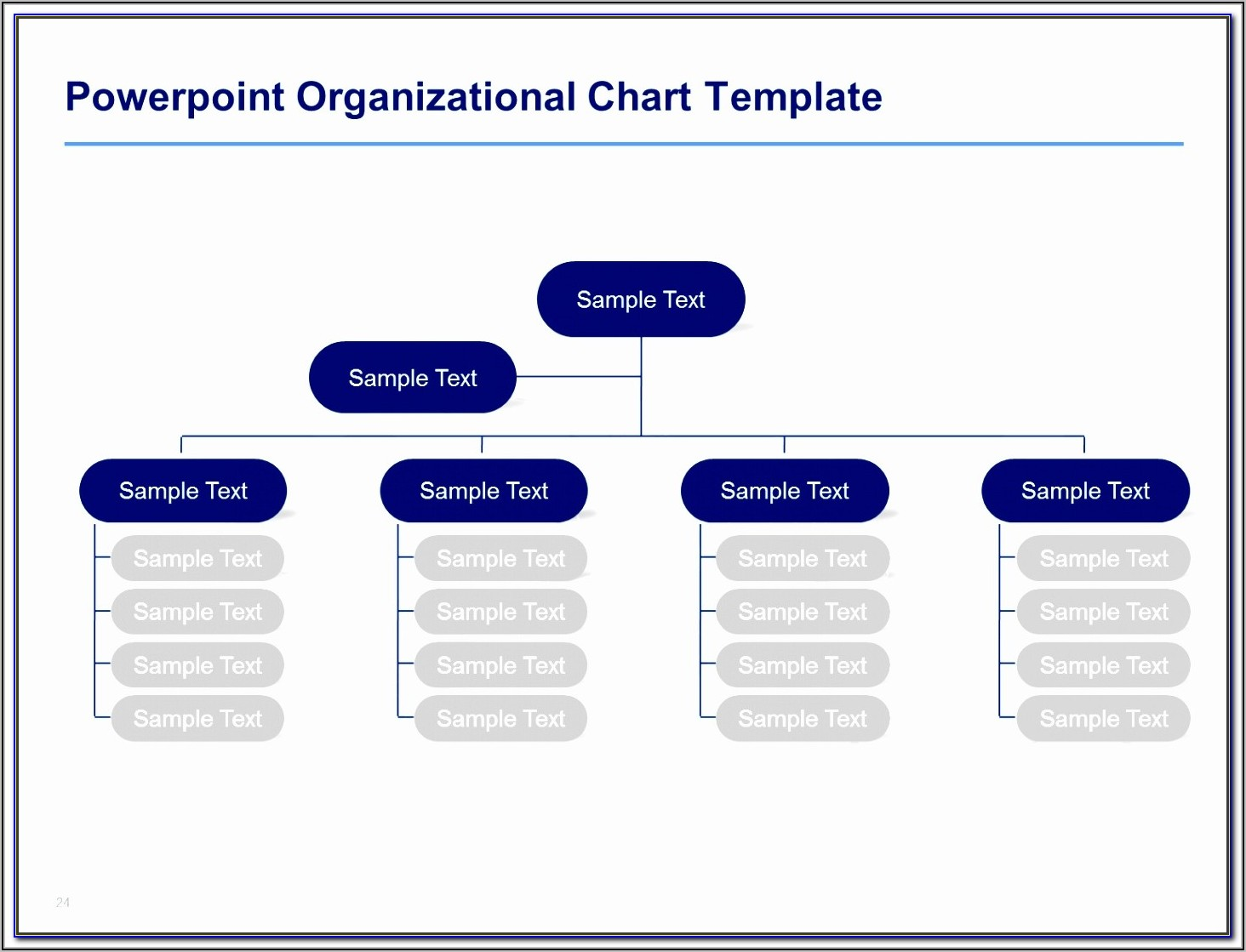 Kpi Powerpoint Template Free Download