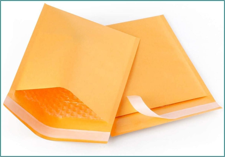 Kraft Bubble Mailer Envelopes