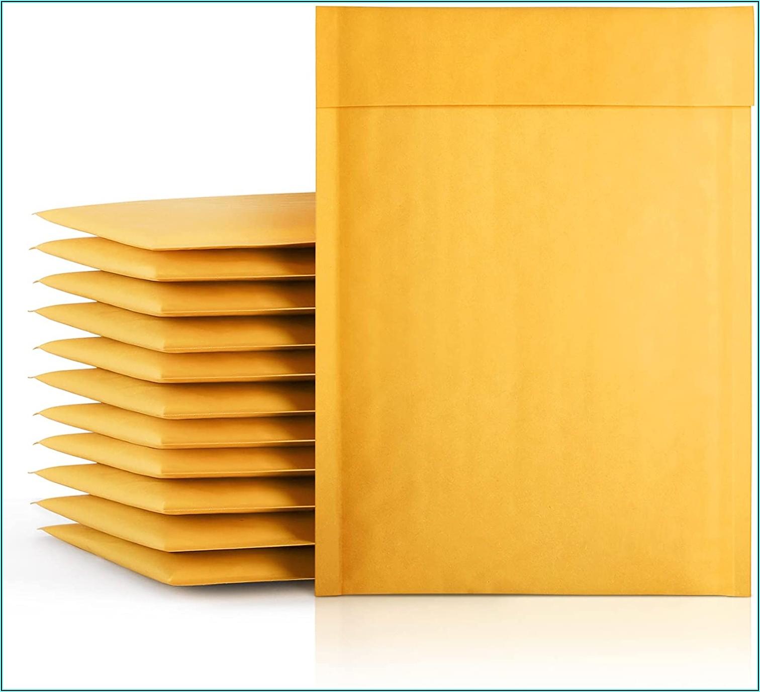 Kraft Bubble Mailers Padded Envelopes