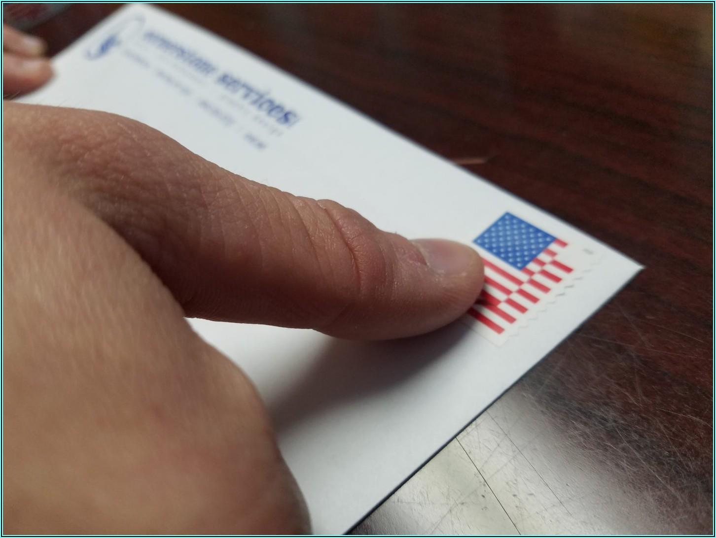 Large Manila Envelope Postage
