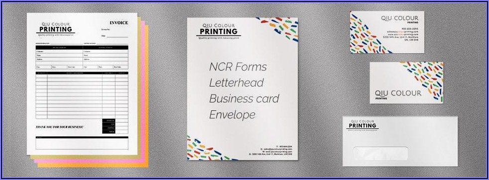 Ncr Forms Printing Canada