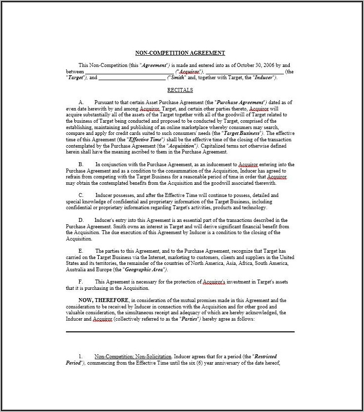 Non Disclosure Agreement Employee Confidentiality Agreement Template