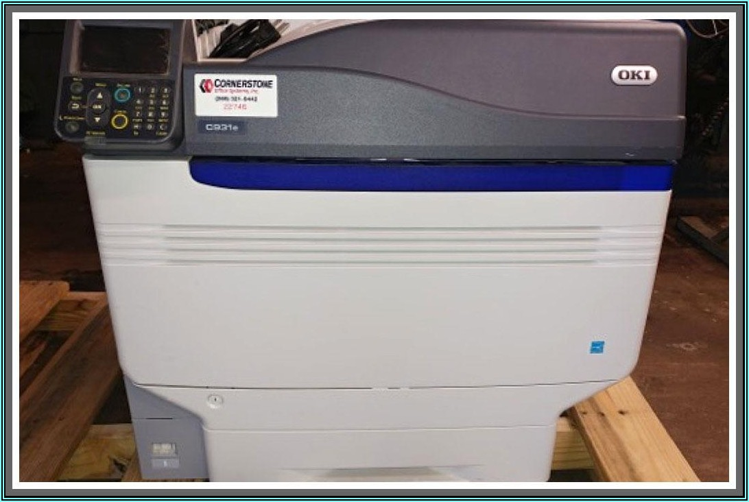 Oki Envelope Printer Price
