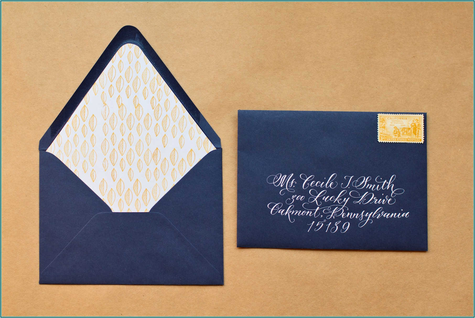 Paper Source Baby Envelope Template