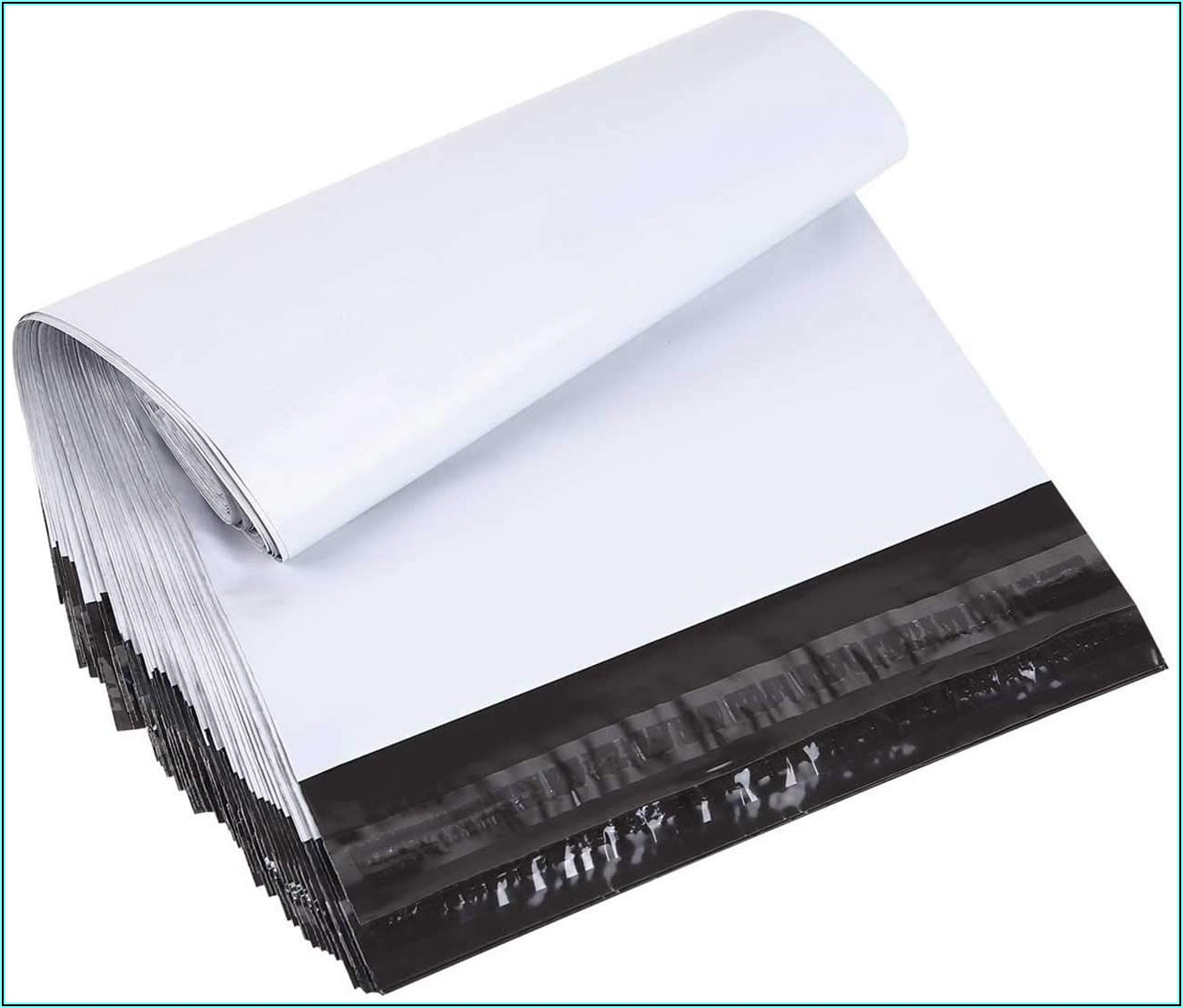 Poly Mailers Envelopes Bags White