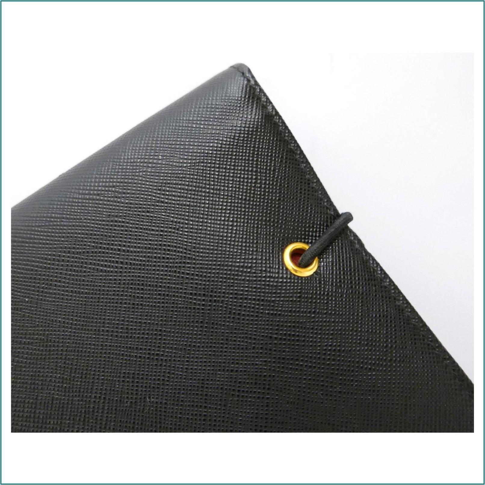 Prada Saffiano Envelope Clutch