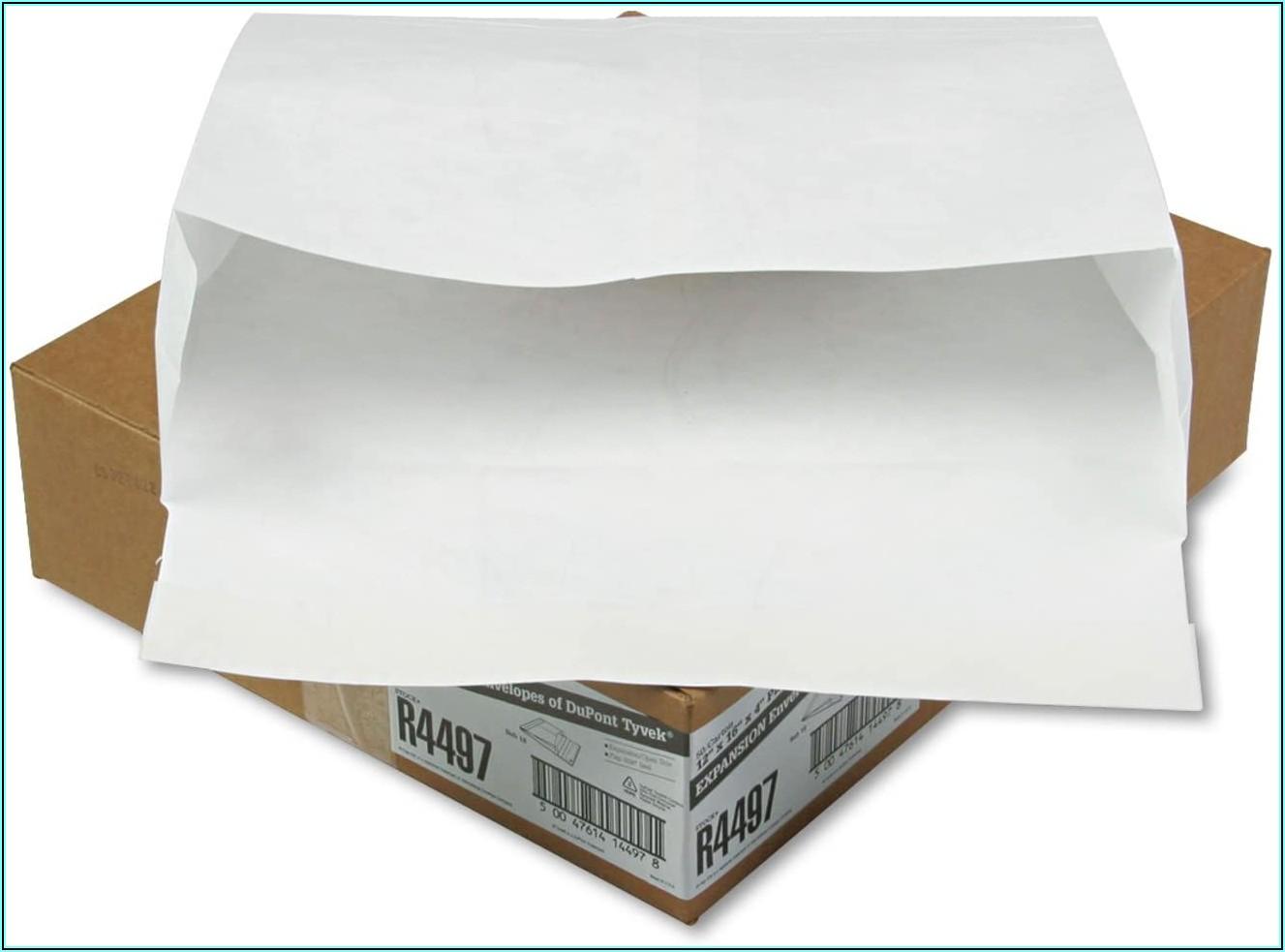 Quality Park Expansion Envelopes