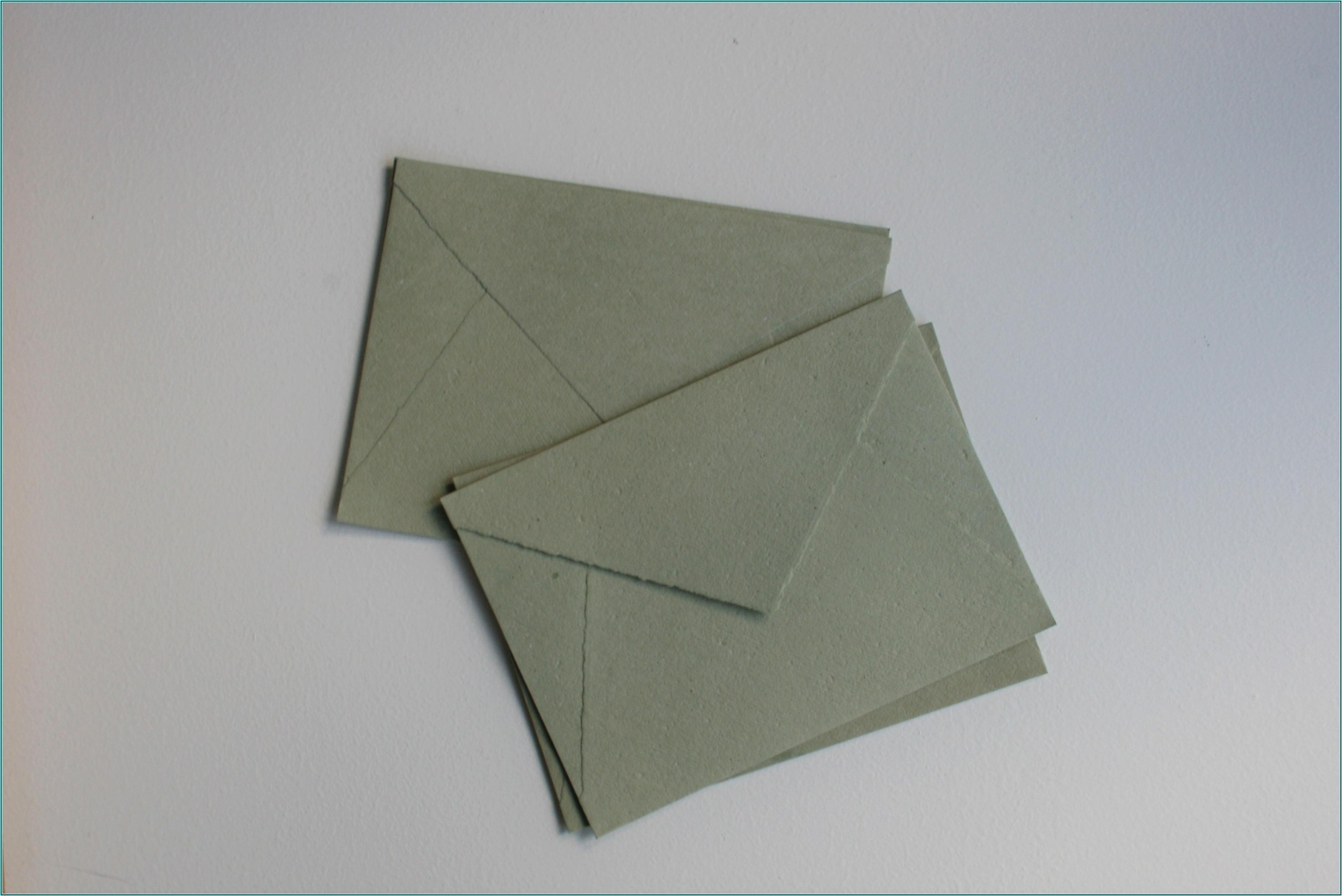 Sage Green Envelopes C5