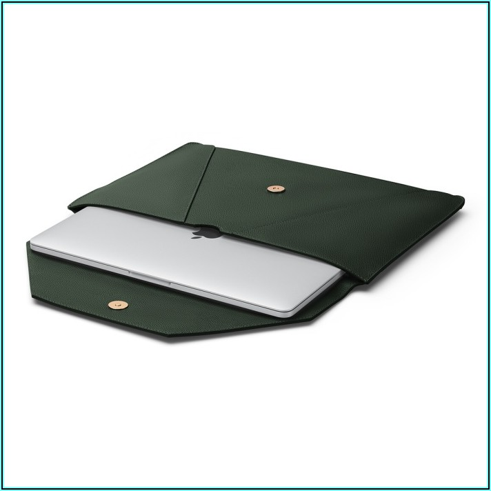 Senreve 13 Leather Envelope Sleeve For Macbook Air