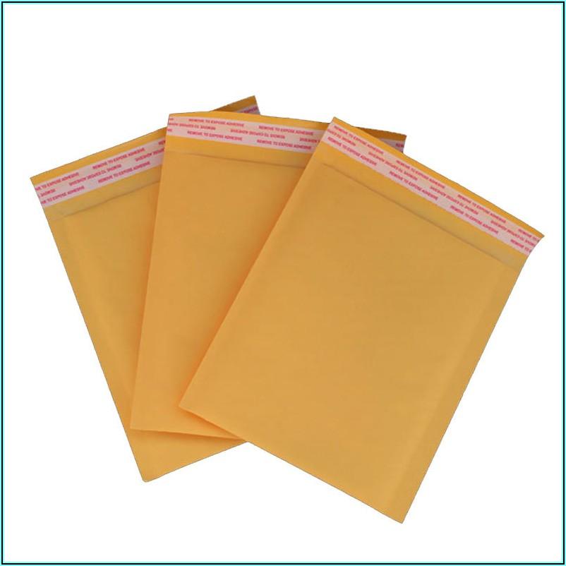 Shipping A Manila Envelope