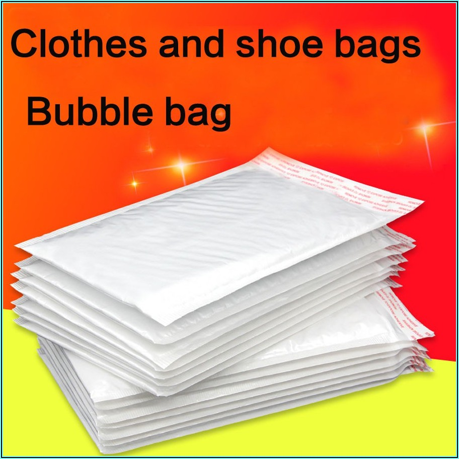 Small Manila Envelope With Bubble Wrap