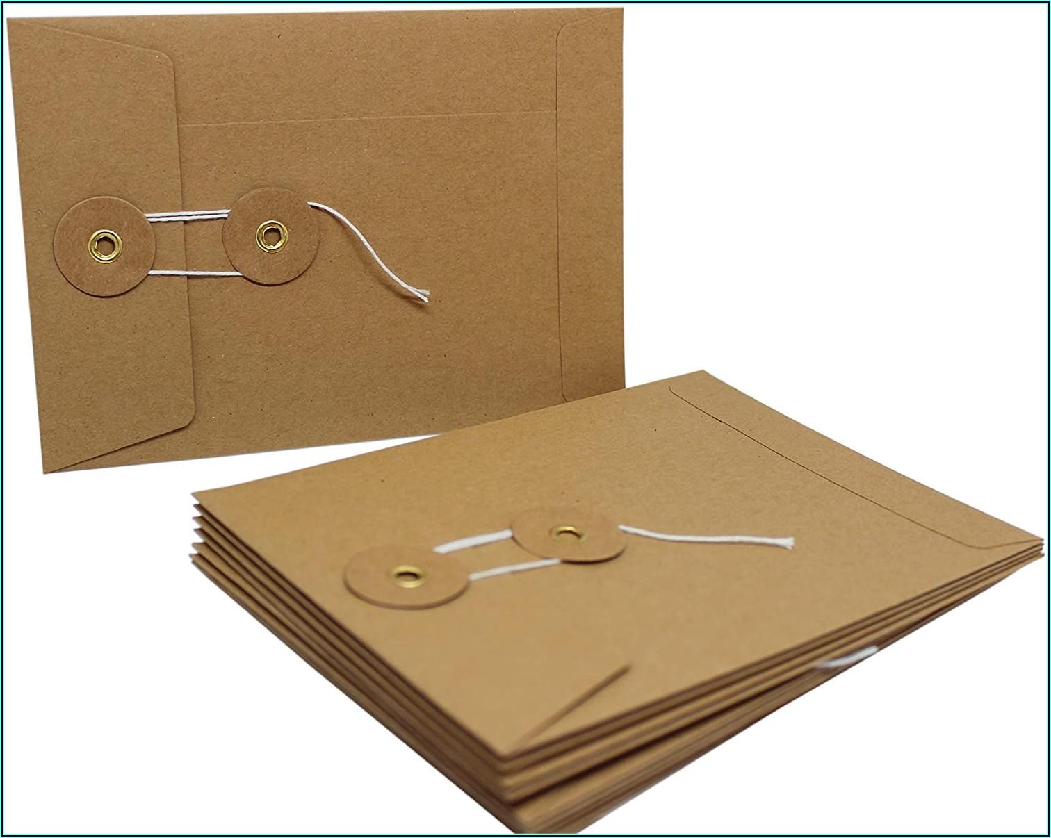 String And Washer Envelopes Amazon