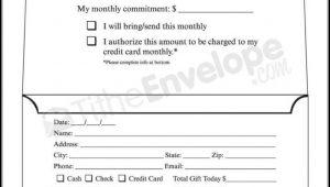 #9 Remittance Envelope Template Pdf