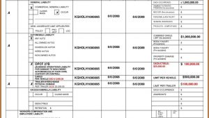 Acord Insurance Forms Pdf