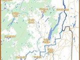 Adirondack Trail Map Interactive