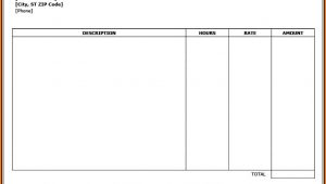 Basic Invoice Template Download Free