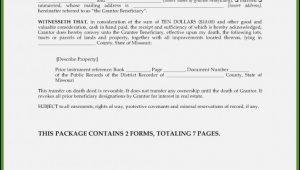 Beneficiary Deed Form Arizona