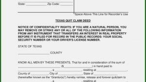 Blank Quit Claim Deed Form Utah