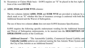 Certificate Of Liability Insurance Form Acord 25