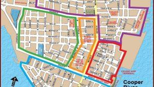 Charleston Historic Sites Map