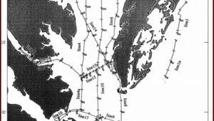 Chesapeake Bay Map Location