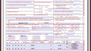 Cms 1500 Claim Form Instructions 2016