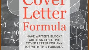 Cover Letter Writer's Block