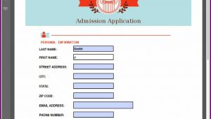Create Fillable Forms Online