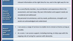Dementia Care Plan Template Qof