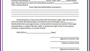 El Paso County Quit Claim Deed Form