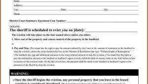 Eviction Notice Forms Ontario