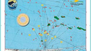 Florida Offshore Fishing Maps
