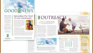 Free Church Bulletin Templates Microsoft Word