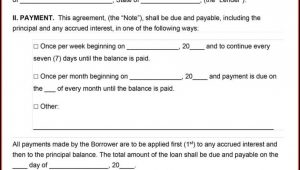 Free Family Loan Agreement Template Australia