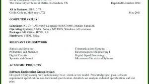 Free Printable Professional Resume Templates