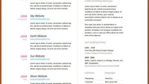 Free Resume Builder Template Online