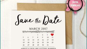 Free Save The Date Birthday Postcard Templates