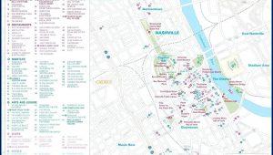 Google Maps Nashville Downtown Hotels