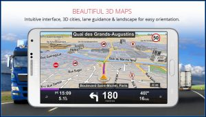 Google Maps Routing App