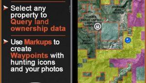 Land Ownership Map App