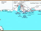 Map Of Gulf Shores Florida