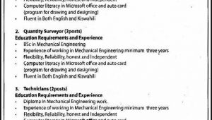 Mep Electrical Engineer Resume Pdf