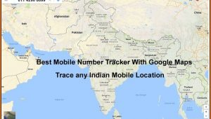 Mobile Number Locator On Google Map In Bangladesh