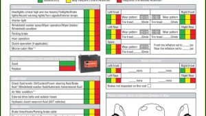 Nissan Multi Point Inspection Form Pdf
