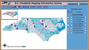North Carolina Flood Insurance Rate Maps